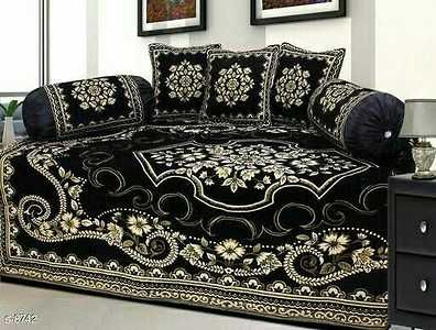 Sensational Beautiful Velvet Diwan Set Of 8Piece Combos Including Cjindustries Chair Design For Home Cjindustriesco
