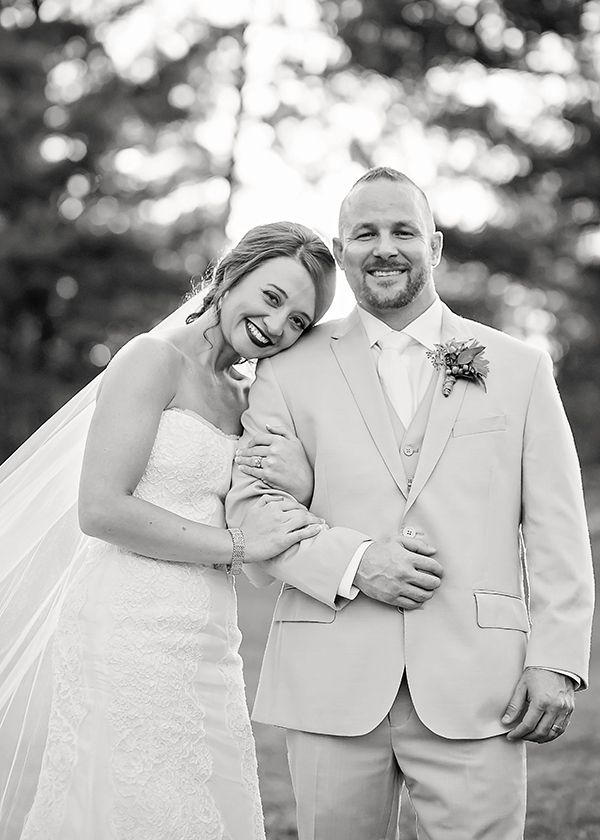 Bride and groom.  Black and white.  Holding each others arm.    Live Free Photography -   www.livefreephoto.com  Birmingham, AL, Seaside, FL. Nashville, TN.   Bohemian  Wedding Photography