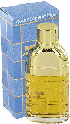 Courreges in Blue Courreges parfum - een geur voor dames 1983