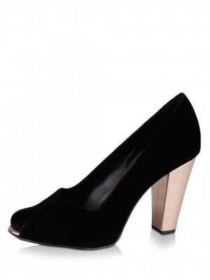 Trishuli Block Heel Shoes buy form koovs.com | Heel sandles online ...