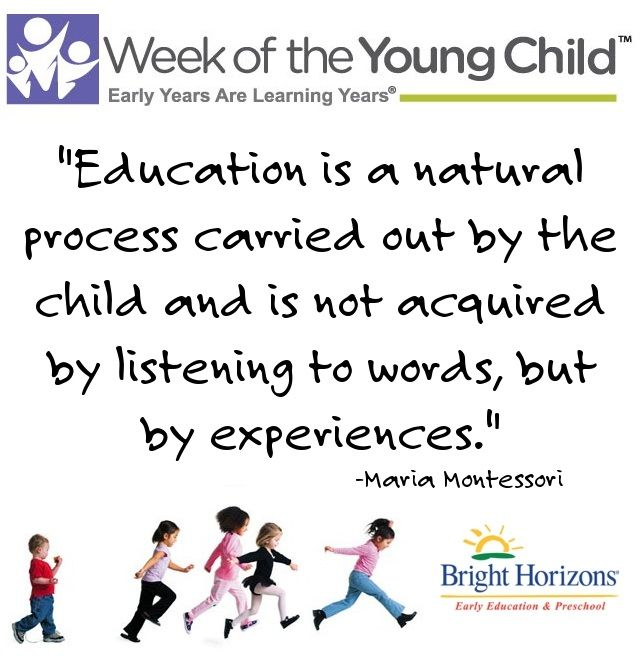 """""""Early Years are Learning Years"""" and are most effective ..."""