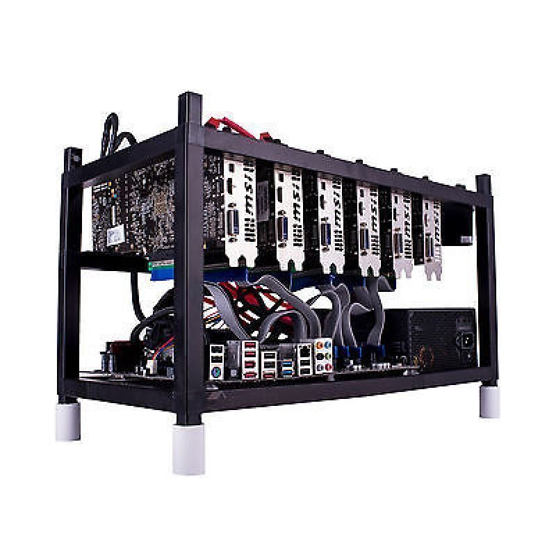 cryptocurrency mining rig under 600