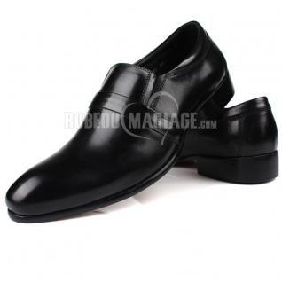 chaussure homme sans lacet pas cher