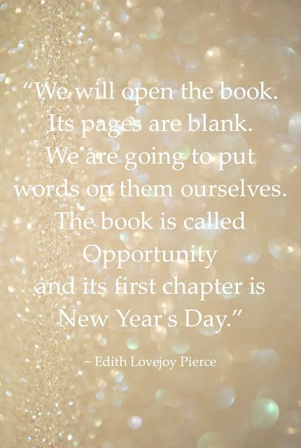 Happy New Year! | inspirational thoughts | Pinterest | Wisdom ...