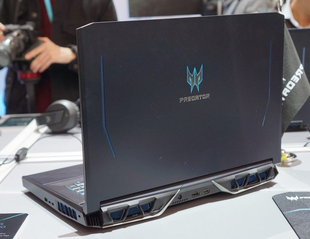 Acer Predator Helios 700 2020 Edition Gaming Laptop Takes Gaming To Another Level Gaming Laptops Black Friday Stores Black Friday Gift