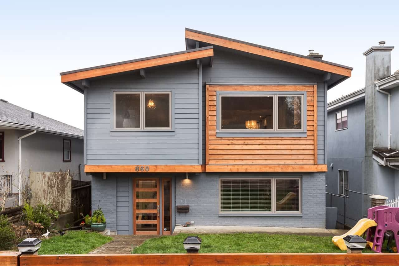 Detached Houses In East Vancouver With Images House Exterior