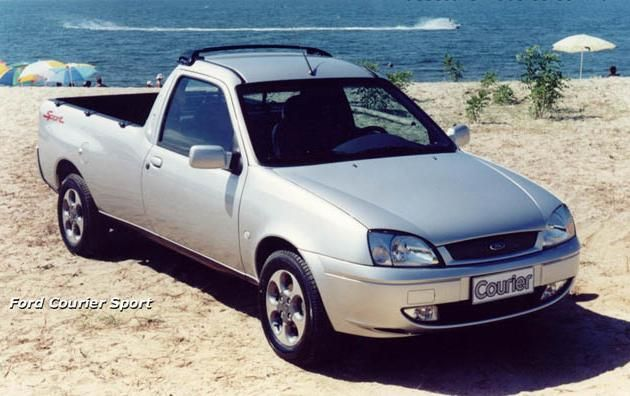 Ford Courier Pickup Coches