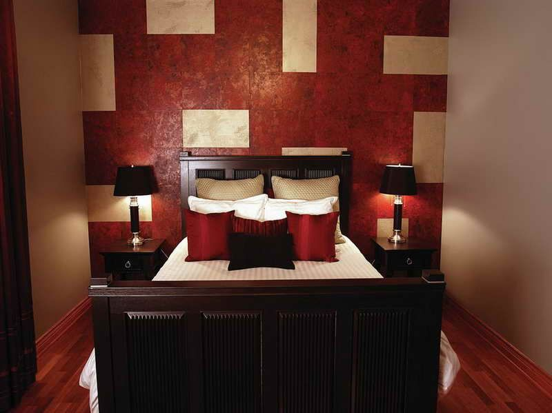 marvelous maroon color bedroom | Cool Red Paint Colors For Bedrooms On Bedroom With ...