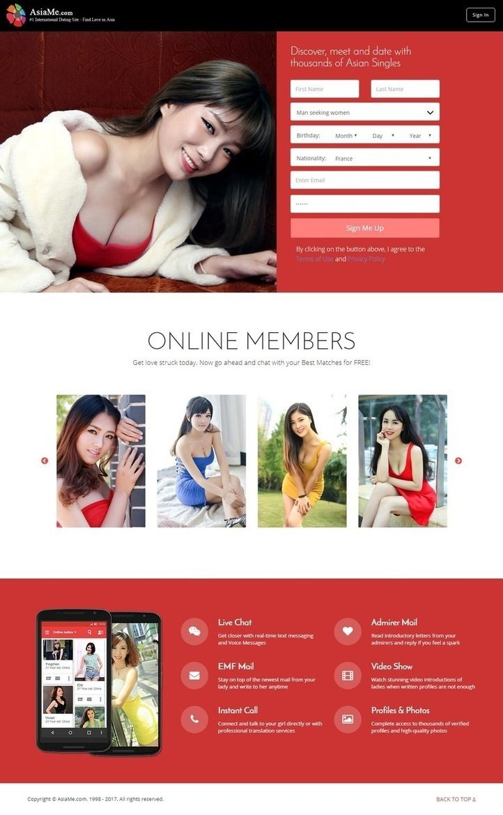 Number 1 dating site in asia