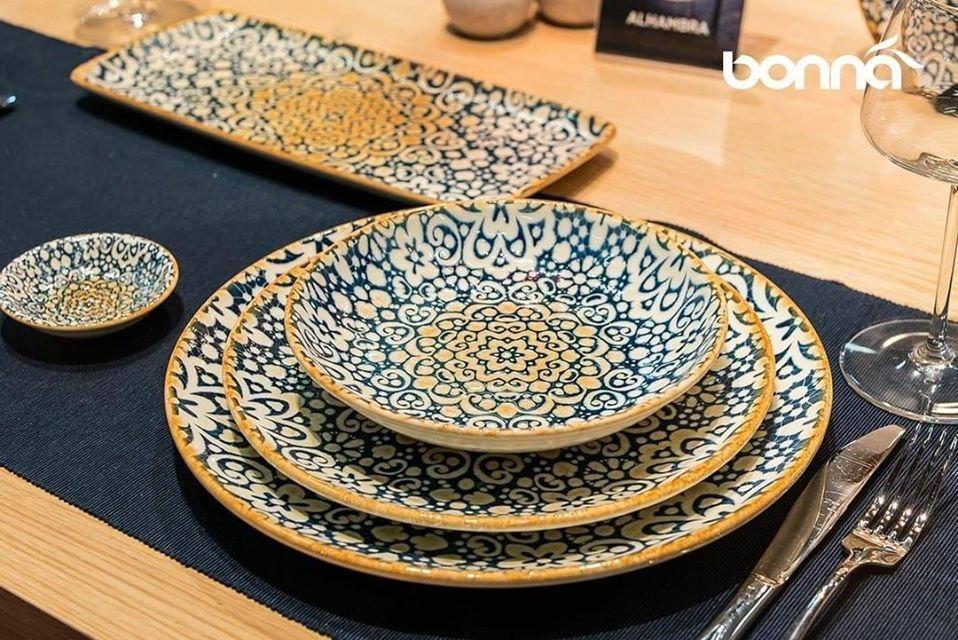 Colección ENVISIO Alhambra de Bonna Premium Porcelain #DLA ...