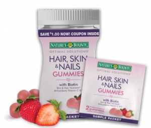 photograph about Nature's Bounty Coupon Printable called Natures Bounty Vitamin Pattern Free of charge Samples Hair pores and skin
