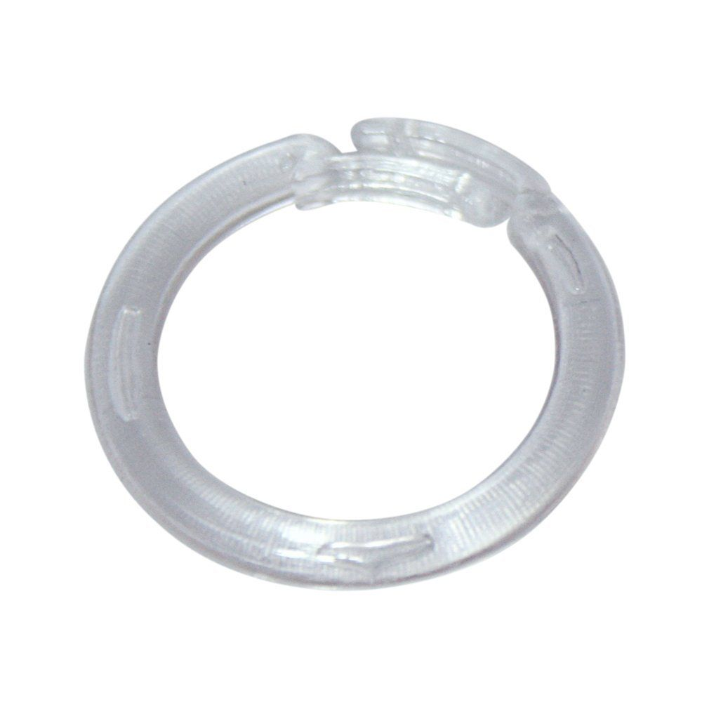 Amazon Com Clear Plastic Split Rings For Shades