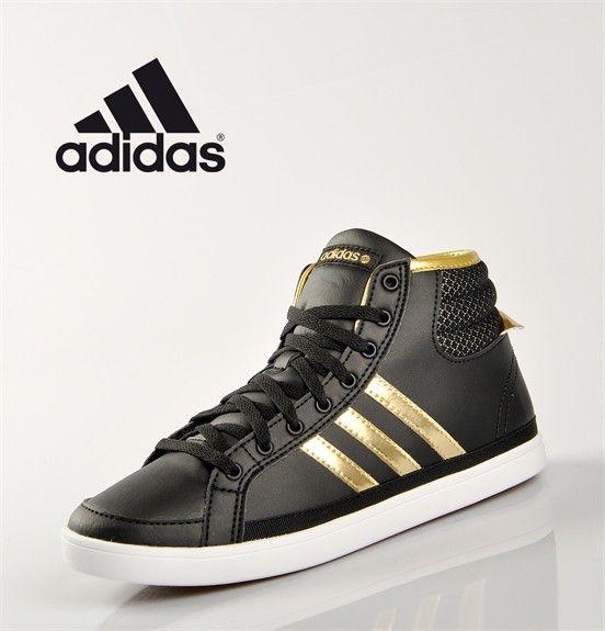 Noir Lx Park W Adidas Mid Chaussures Femme q34RjcAL5