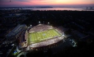 Odu Envisions New 30 000 Seat Football Stadium Football Stadiums Stadium Football