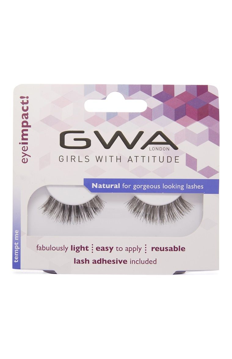 a6b97606997 Primark - GWA Natural False Lashes | Makeup, Nails, and Skin Care in ...