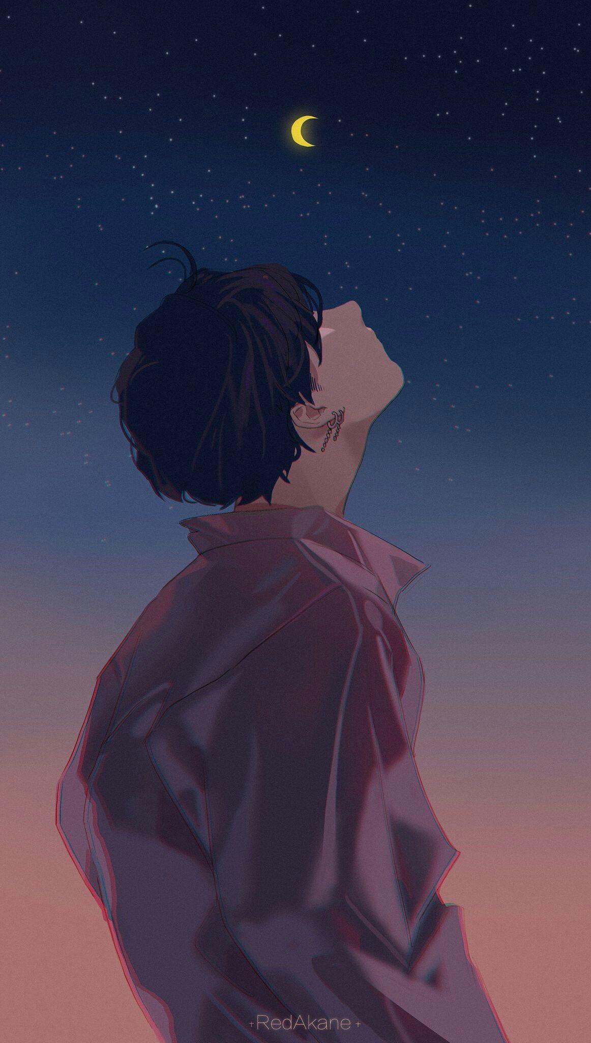 Yoongi Fanart Ilustrasi Ilustrasi Karakter Gambar Tokoh