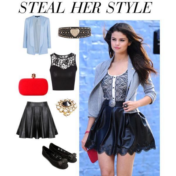 Steal Her Style Selena Gomez Selena Gomez Style Steal Selena Gomez Outfits Celebrity Style Steal