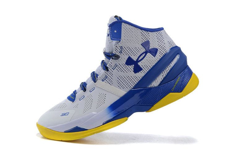 Big Boy discount Youth Under Lowest price Armour Curry Two 2 Dub Nation championships Home Blue Royal White