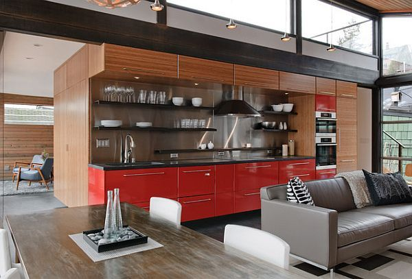 Open Kitchen Cabinet Designs. Open Kitchen Cabinet Designs Best Images  About Plan Kitchens Glass Roof