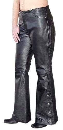 Shawna West Leather Pants