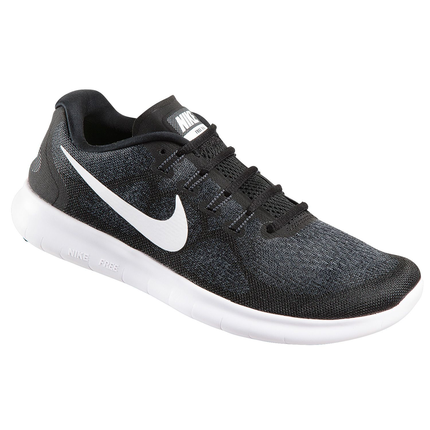 Details about Nike Flex RN Men`s Running Trainers Shoes Black 830369 001