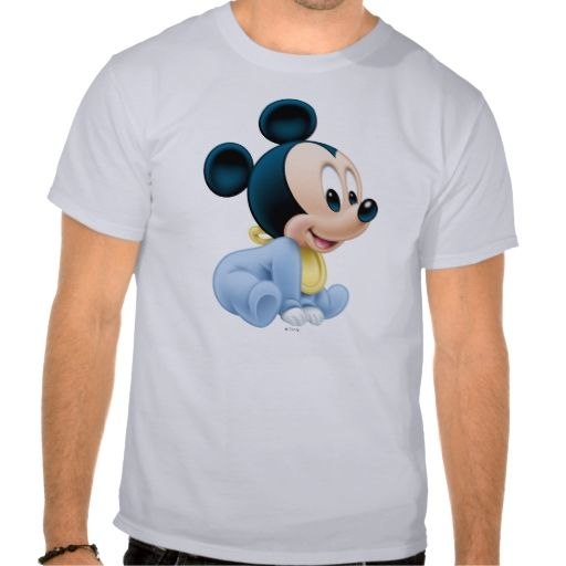 Baby Mickey Mouse 2 Tees