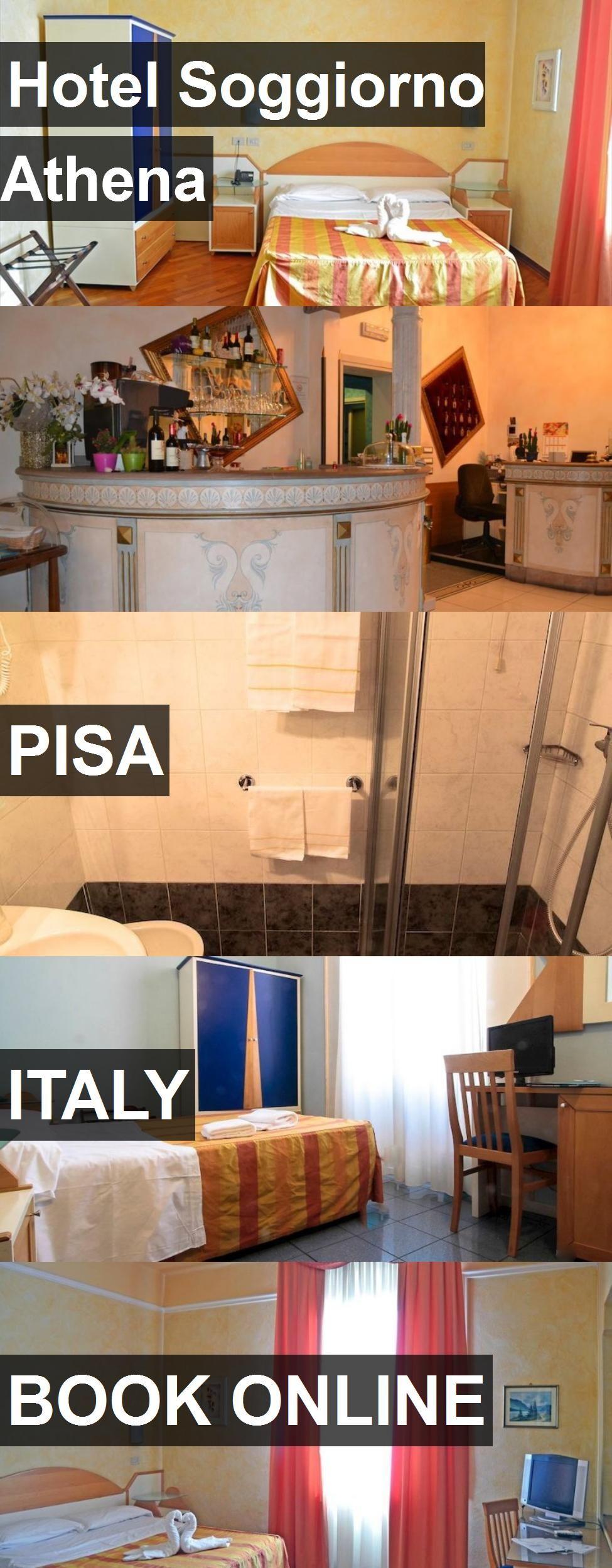 Hotel Hotel Soggiorno Athena in Pisa, Italy. For more ...