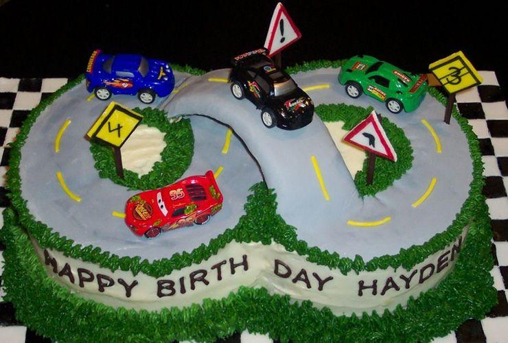 Birthday Cake Ideas For 8 Year Old Boys Marvelous Cake Decoration