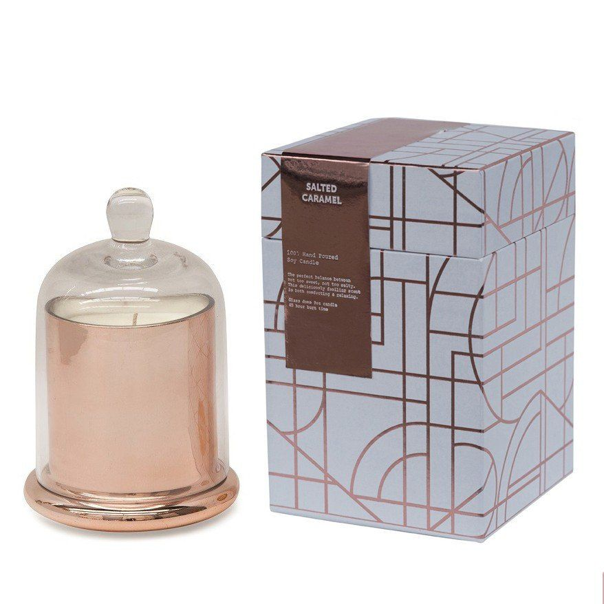 Copper Amaze Salted Caramel Candle - Me & My Trend - For Keeps