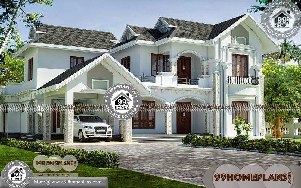 Kerala traditional  contemporary fusion style story house design collections online free very beautiful also rh pinterest