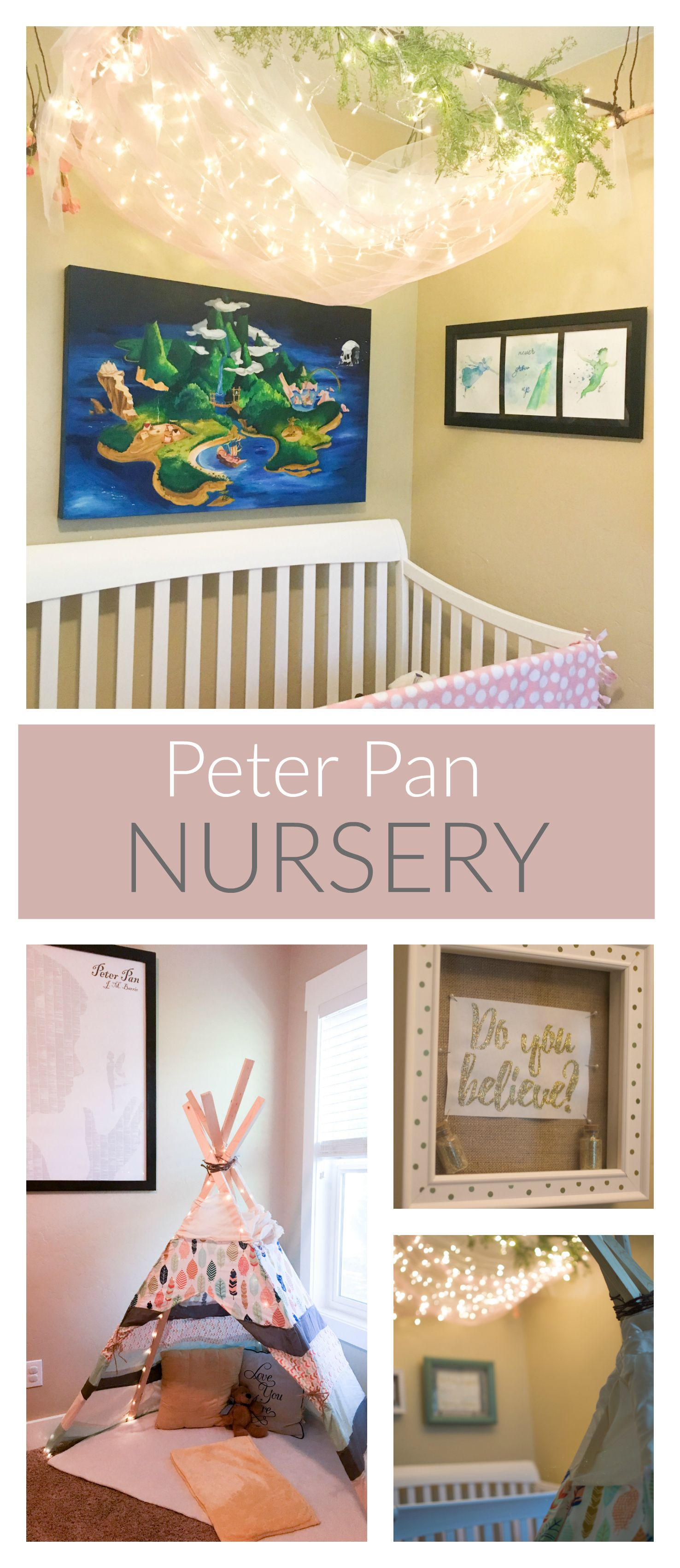 Peter Pan Nursery Disney Baby Rooms Boy