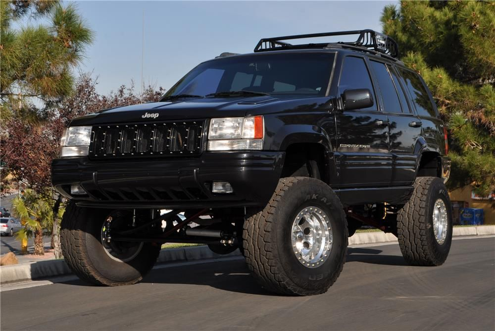 Sold At Palm Beach 2015 Lot 622 1998 Jeep Grand Cherokee