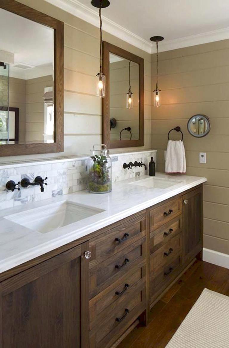8+ Alluring Rustic Bathroom Vanities - Custom Rustic Bathroom Vanities images