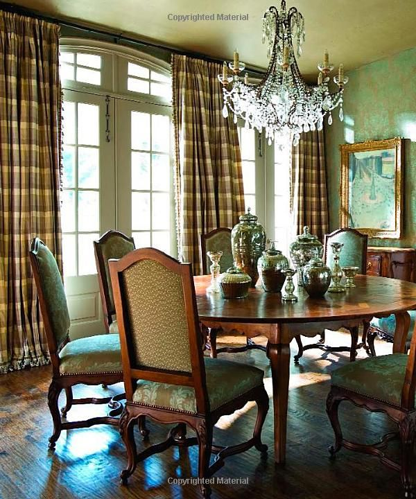 20 Country French Inspired Dining Room Ideas: The French Room: Betty Lou Phillips: 9781423604556: Amazon