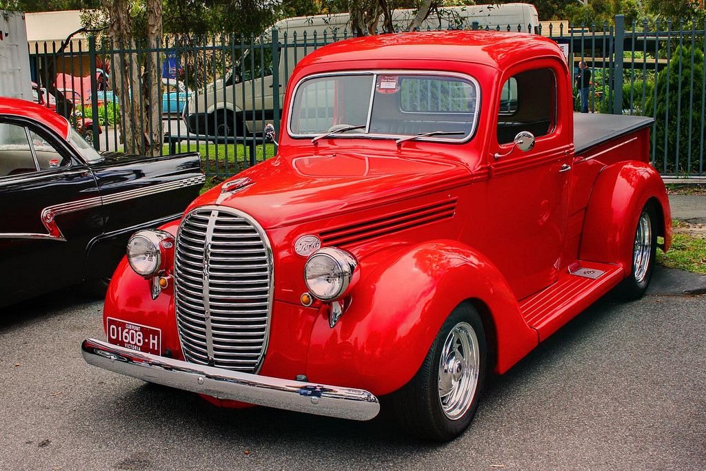 1938 Ford Beer Barrel Pickup Classic Pickup Trucks Ford
