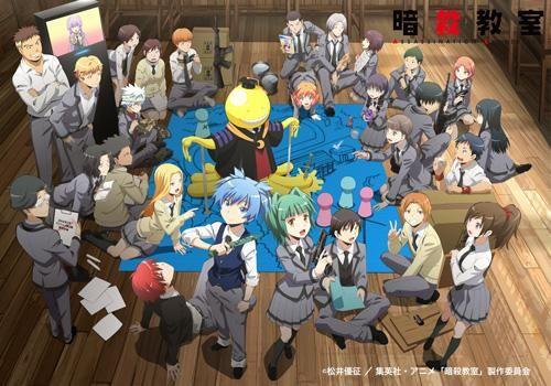 アニメ『暗殺教室』劇場版DVDBD発売! on Twitter