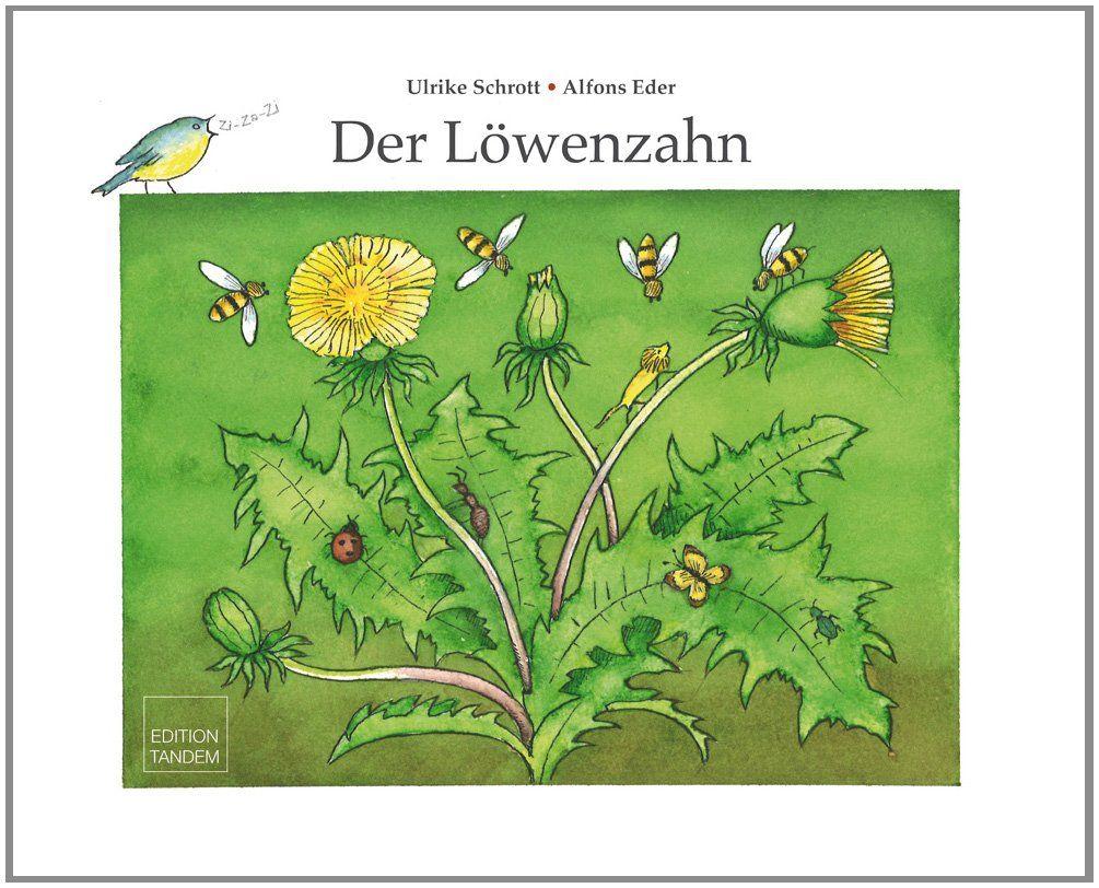 Der Löwenzahn, Ulrike Schrott, Alfons Eder | Inspiration