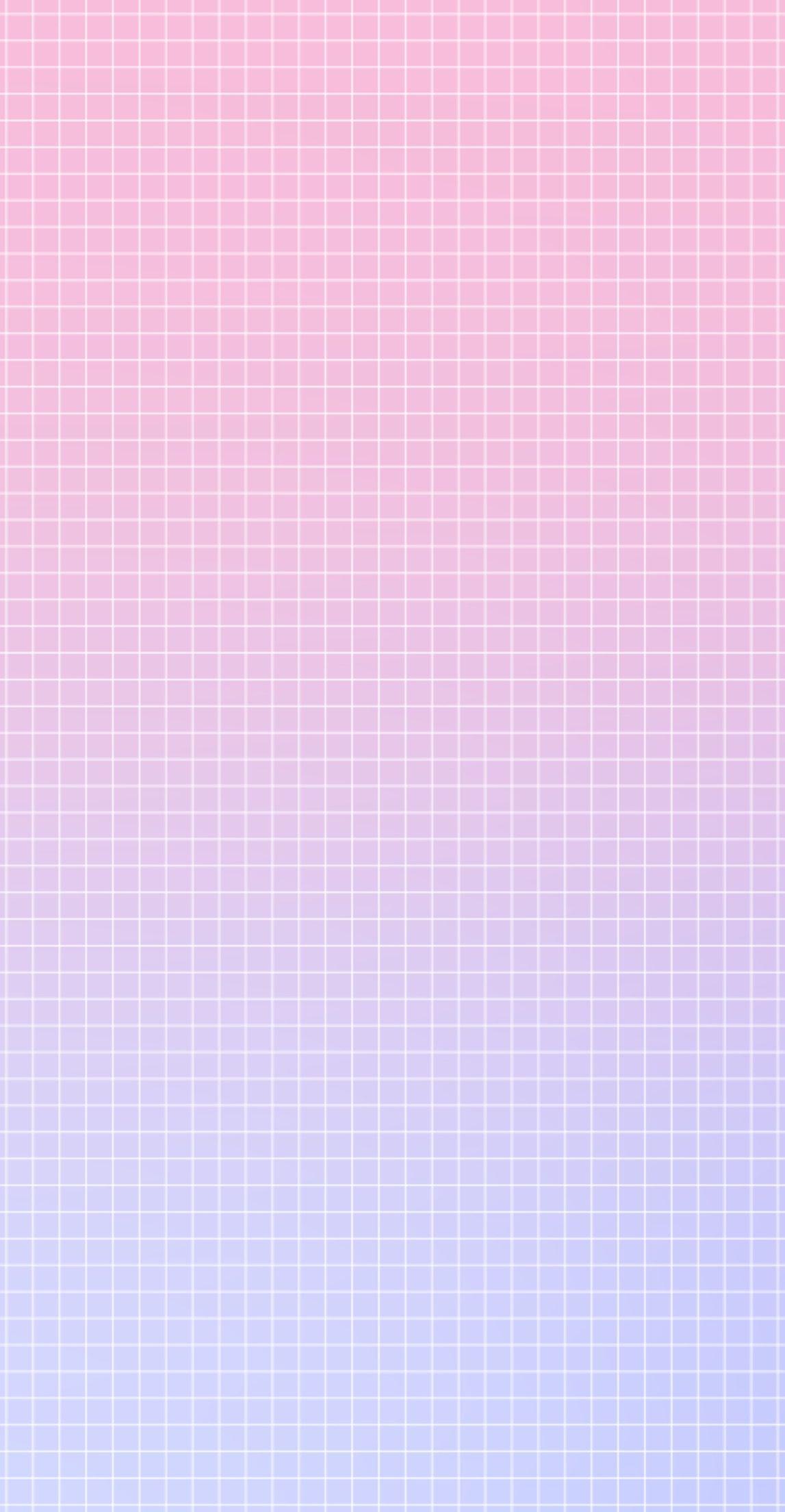 Wallpapers Brunocorreac Ruang Seni Kotak Kotak Kertas Dinding Aesthetic light pink grid wallpaper