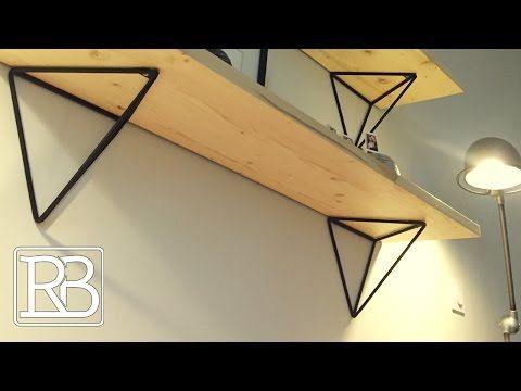 Fabrication Dun Plateau En Bois De Palettes Projet En Bois Facile Diy Alaya Journal Wall Shelves Design Ceiling Lights Home Decor