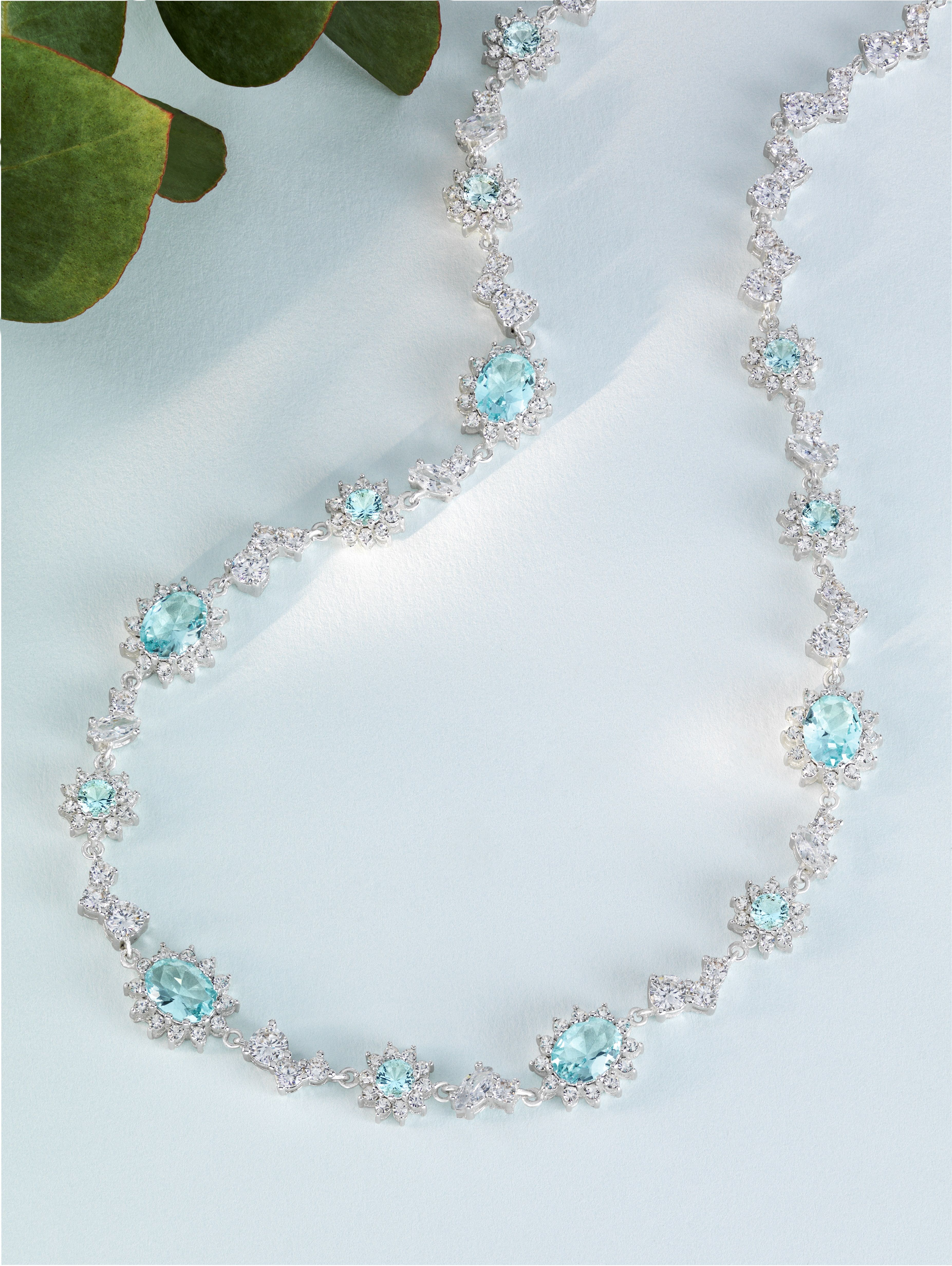 The alan hannah devoted enchanted blue collection complement your