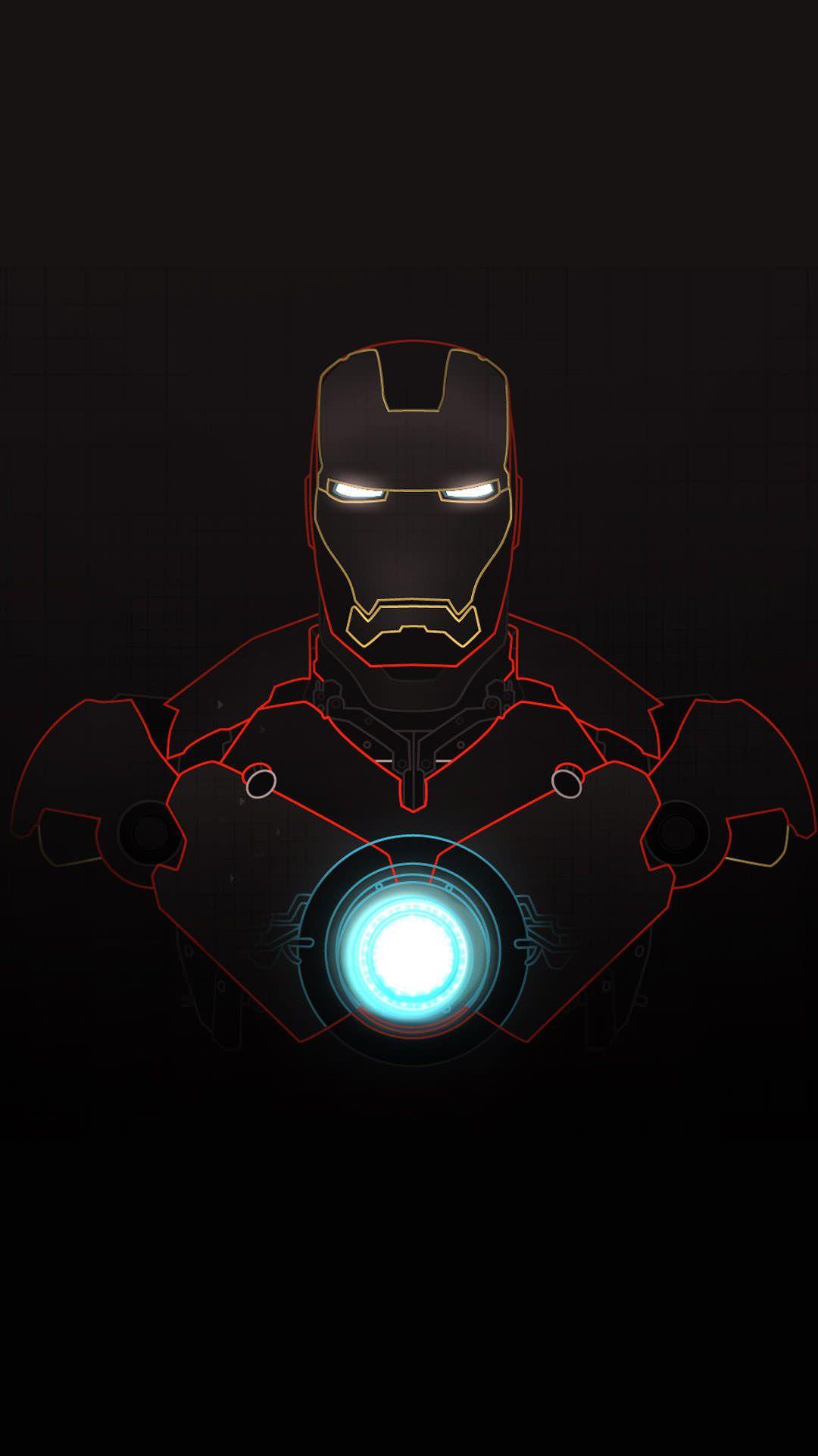 Idea By Aiman Rokkie On Wallpaper Iron Man Wallpaper Iphone