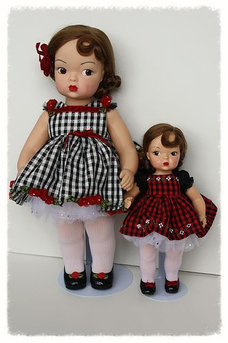 "New SHOES  FOR 16/"" TERRI LEE DOLL RED"