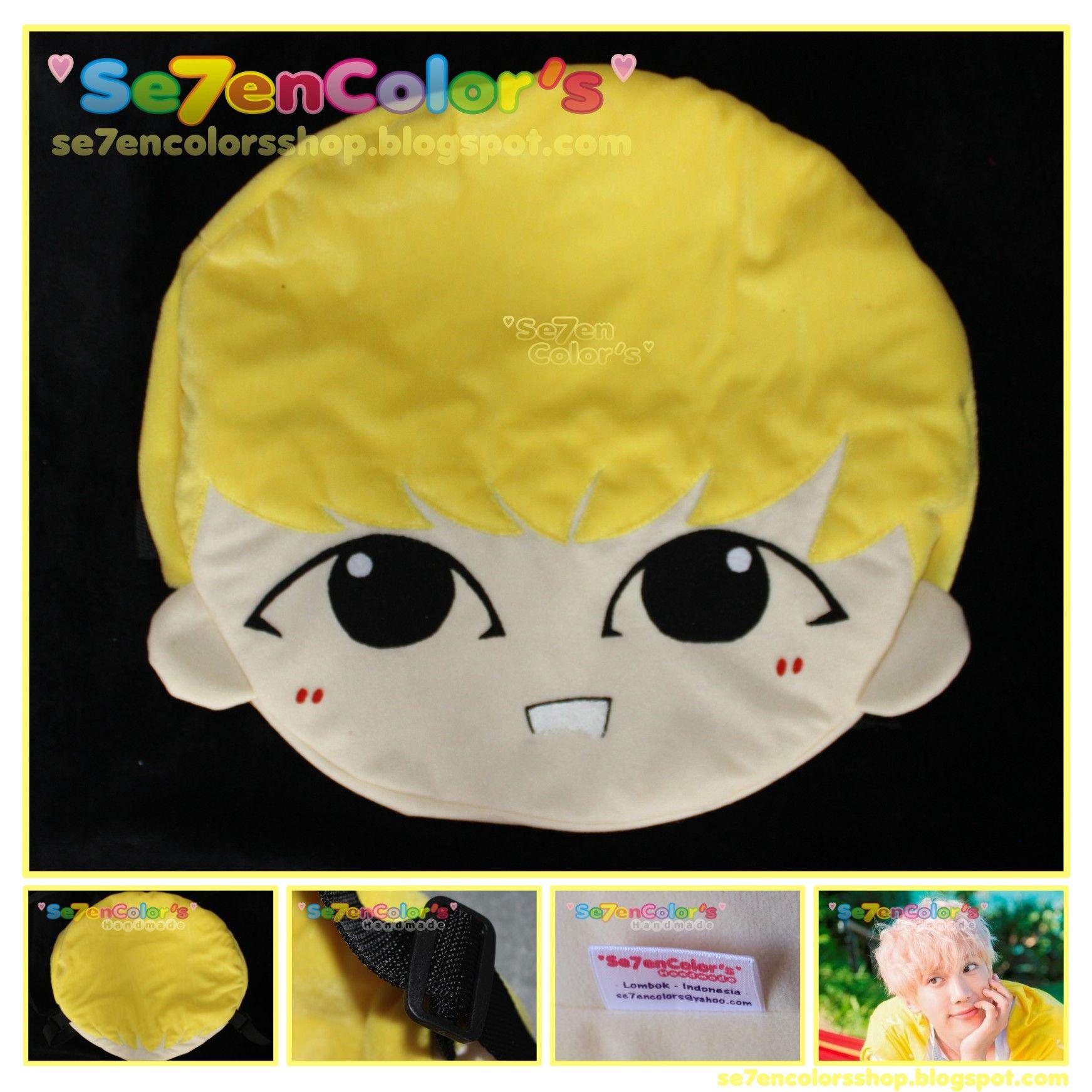 Google themes exo chibi - Park Jung Min Of Ss501 Chibi Character Bag Se7encolorsshop Blogspot Com