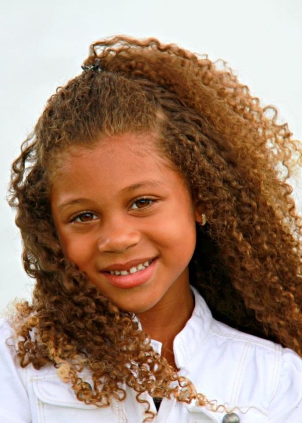No matter what your child\'s curl type is, DevaCurl Styling ...