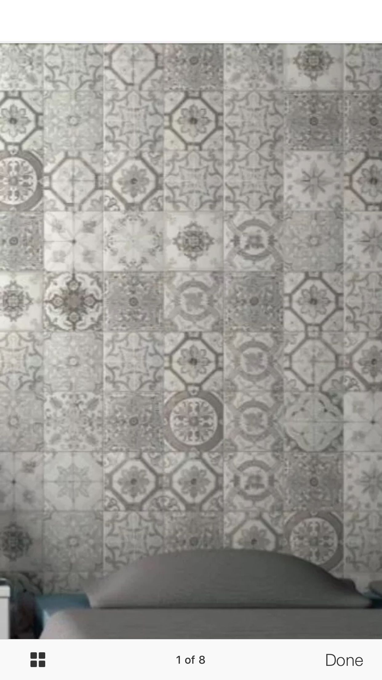 Flooring Tiles Wall Moroccan Style Feature Walls French Farmhouse Porcelain Vintage Shabby Chic Victorian Fireplace Wakefield