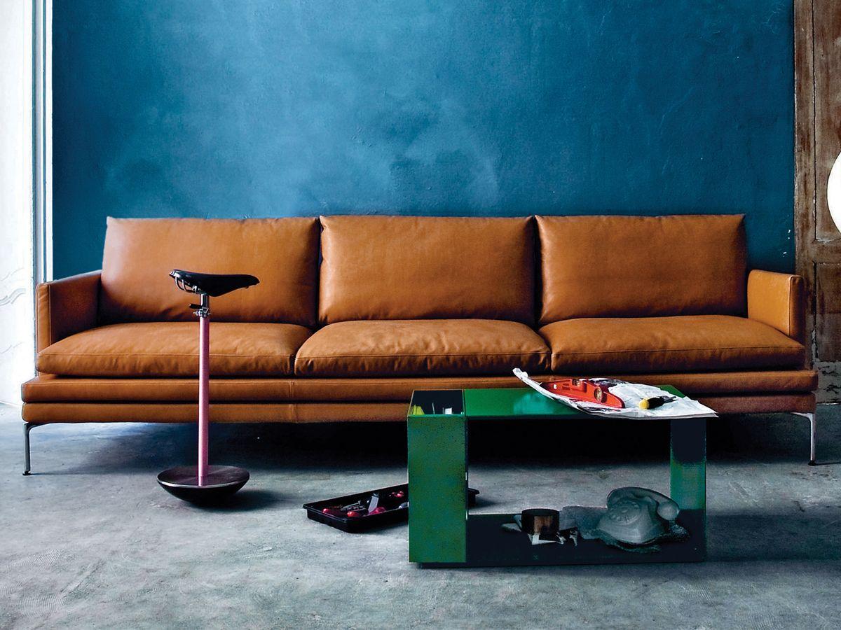 zanotta 1330 william three seater sofa three seater sofa nest and third. Black Bedroom Furniture Sets. Home Design Ideas