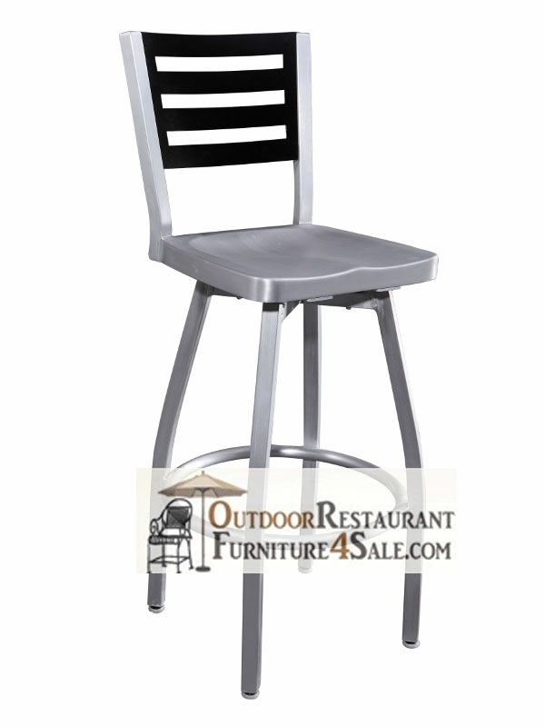 The Shipyard Collection Swivel Bar Stool Is Designed For