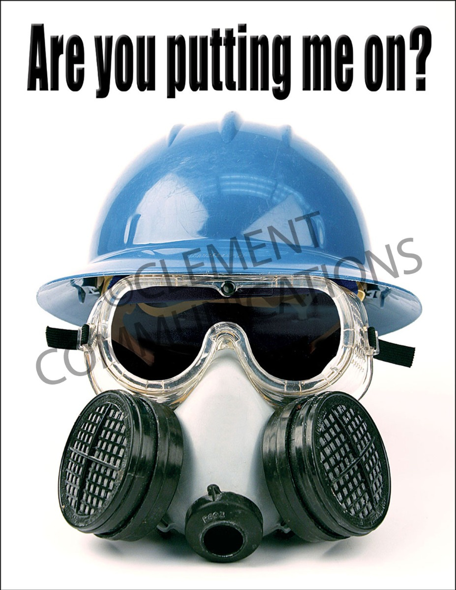 PPE All Gear Poster in 2020 Ppe, Safety topics