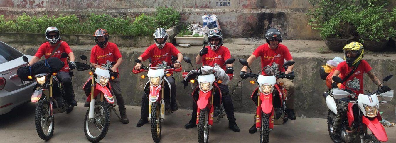 Full Northern Loop Motorcycle Tour Adventure Tour Vietnam