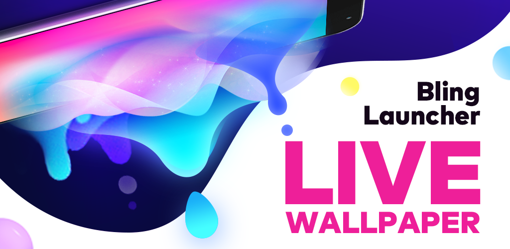Bling Launcher Mod Apk Live Wallpaper Free Download Live Wallpapers Wallpaper Free Download Android Theme